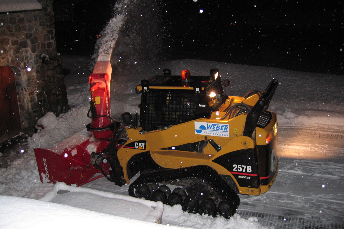 SchneeräumungDeltalader